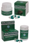 Кастокрин (Бобровая струя) капсулы (28капсул)