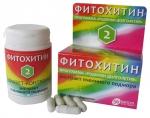 Фитохитин - 2 (диабет - контроль)