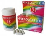 Фитохитин - 3 (гипертония - контроль)
