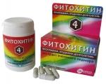 Фитохитин - 4 (гельминты - контроль)