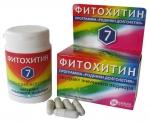 Фитохитин - 7 (потенция - контроль)